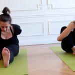 Cours de yoga en Duo